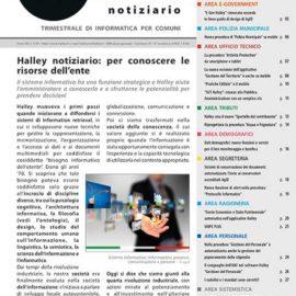 Notiziario Halley marzo 2018